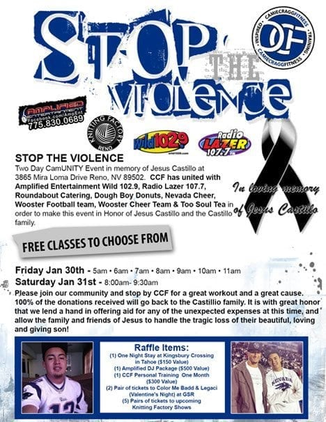 Stop the Violence Feauted