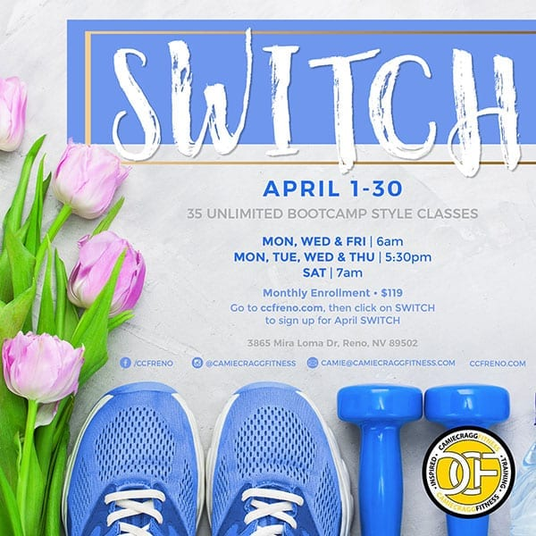 April S.W.I.T.C.H Feauted