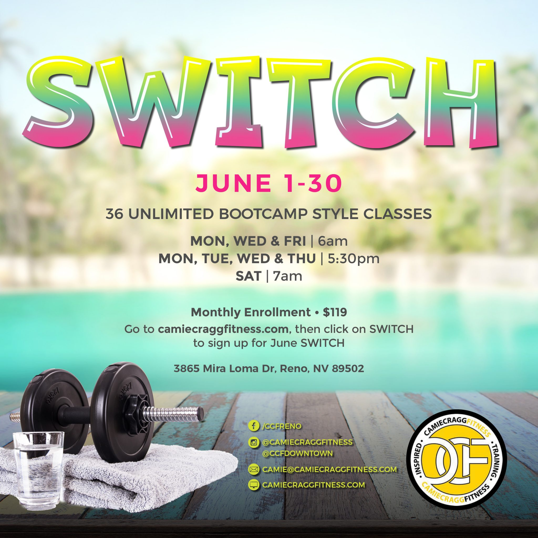 June S.W.I.T.C.H. Feauted