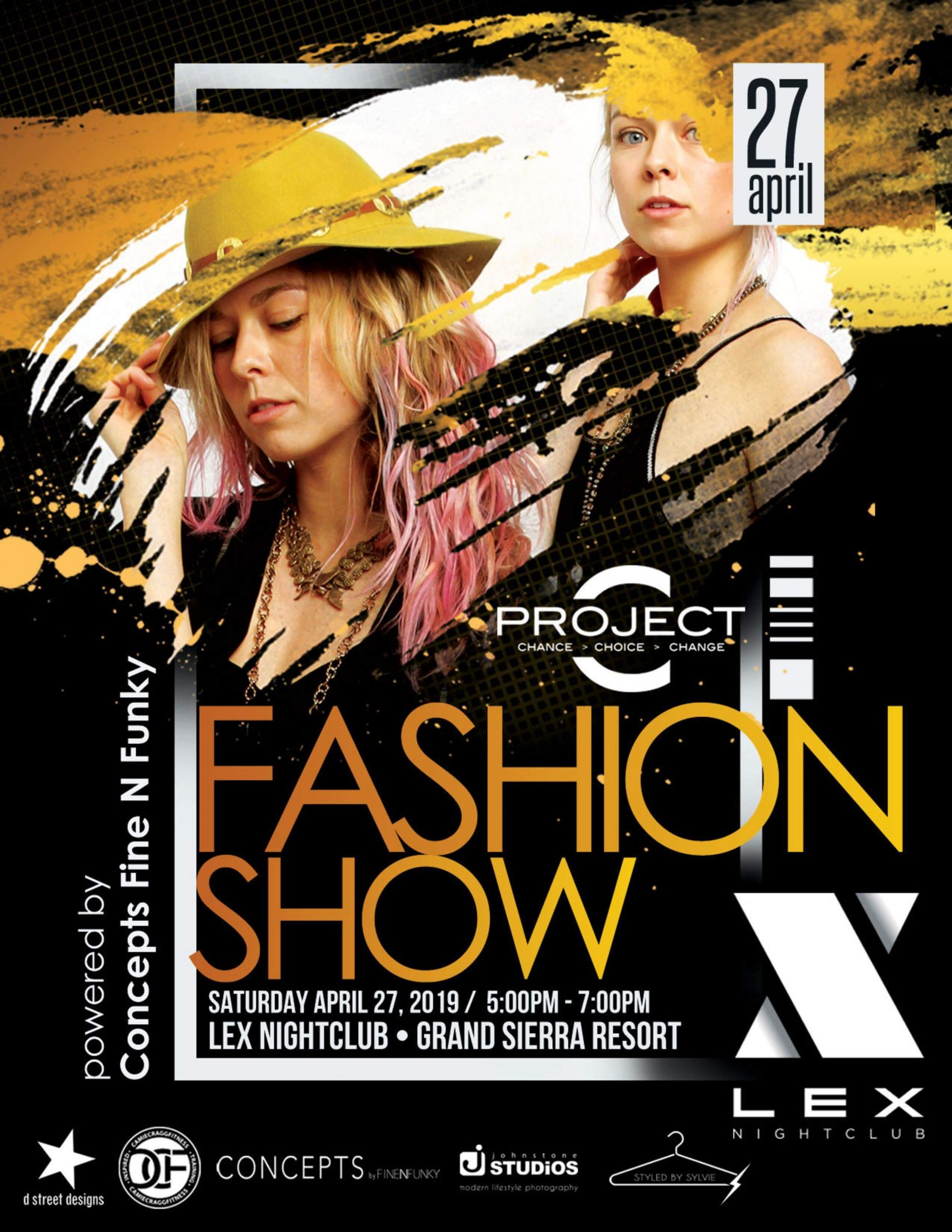 Project C Fashion Show Feauted