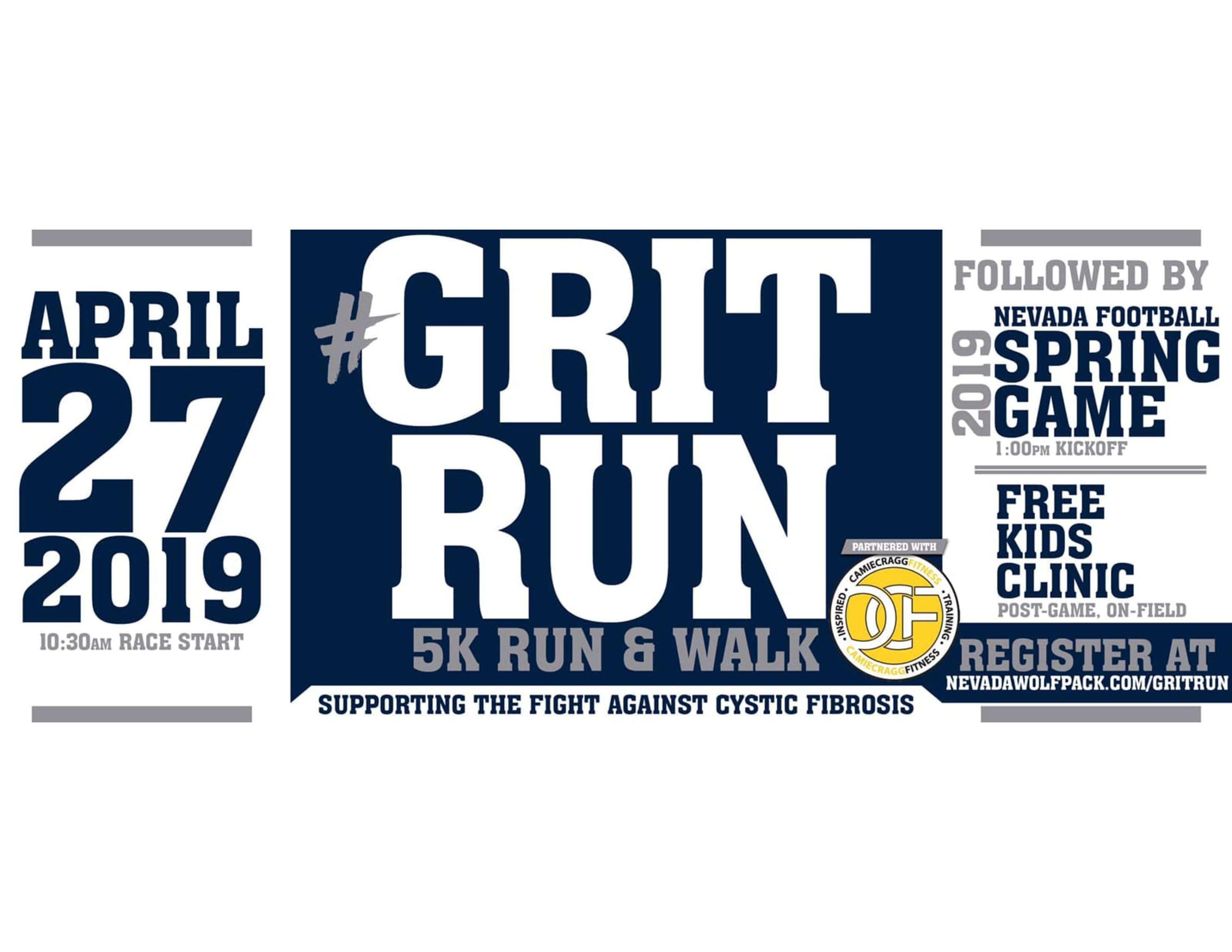 GRIT RUN 5k Run and Walk Feauted